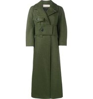 Marni Long Belted Trench Coat