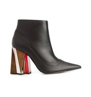 Marni Prism Heel Ankle Boots