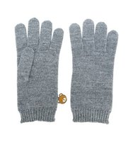 Moschino Bear Engraved Gloves