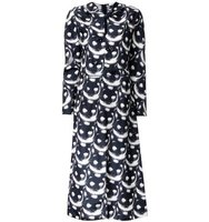Nina Ricci Cat Print Dress
