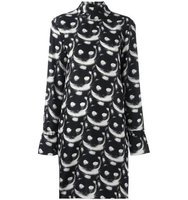 Nina Ricci Cats Print Dress