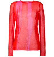 Nina Ricci Drip Graphic Jumper