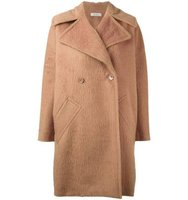 Nina Ricci Oversize Double Breasted Coat