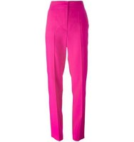 Nina Ricci Pleated High Rise Trousers
