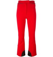 Nina Ricci Zip Detail Flared Trousers