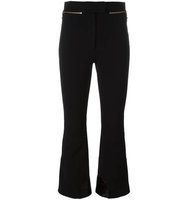 Nina Ricci Zipped Flared Trousers