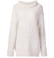 Prabal Gurung Drop Shoulder Jumper