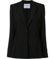 Prabal Gurung One Button Blazer
