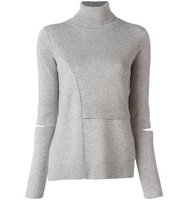 Proenza Schouler Cut Out Detail Jumper