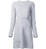 Proenza Schouler Longsleeved Knit Dress