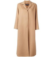 Rochas Concealed Fastening Coat