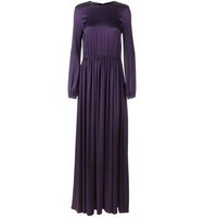 Rochas Pleated Gown