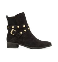 See By Chloe Stud Embellished Ankle Boots