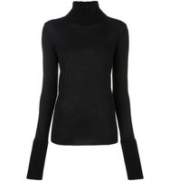 Simone Rocha Ribbed Detailing Pullover