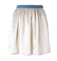 Sonia Rykiel Elasticated Waistband Short Skirt