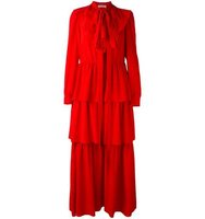 Sonia Rykiel Layered Ruffled Dress
