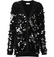 Sonia Rykiel Sequined Cardigan