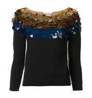 Sonia Rykiel Sequined Jumper