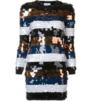 Sonia Rykiel Sequined Mini Dress