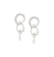 Sonia Rykiel Short Link Earrings