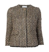 Sonia Rykiel Three Quarters Sleeve Jacket