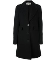 Stella Mccartney Classic Button Up Coat