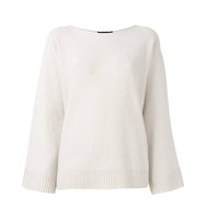 The Row Cashmere Boat Neck Jumper