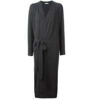 Tomas Maier Long Tied Waist Cardigan