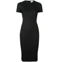 Victoria Beckham Classic Fitted Dress
