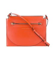 Victoria Beckham Front Zip Crossbody Bag