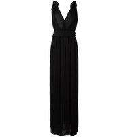Victoria Beckham Pleated Gown