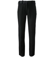 Victoria Beckham Tailored Textured Trousers