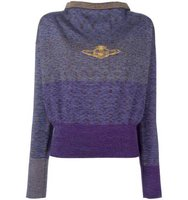 Vivienne Westwood Red Label Boat Neck Loose Fit Sweater