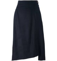 Vivienne Westwood Red Label Lateral Slit Mid Skirt