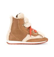 Vivienne Westwood Shearling Boots
