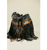 AS98 AMELIE FRINGED BUCKET