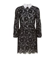 Alice Olivia Terisa Lace Dress