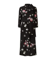 Marc Jacobs Printed Ballerina Fil Coupe Dress