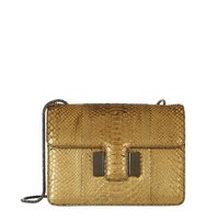 Tom Ford Large Sienna Python Chain Bag
