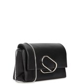 31 Phillip Lim Alix black leather clutch
