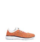 Athletic Propulsion Labs TechLoom Phantom orange knitted trainers
