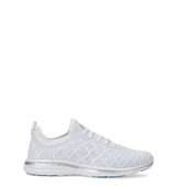 Athletic Propulsion Labs TechLoom Phantom white knitted trainers