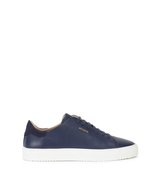 Axel Arigato Clean 90 navy leather trainers