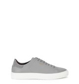 Axel Arigato Grey leather trainers