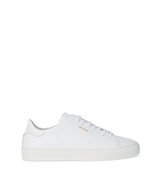 Axel Arigato White leather trainers