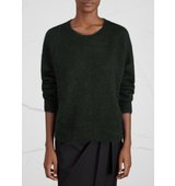 Isabel Marant Etoile Clifton green mohair blend jumper