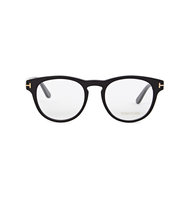 Tom Ford Black round frame optical glasses