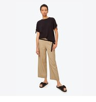 High Waist Cropped Pant