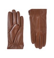 Accessorize Basic leather glove Brown