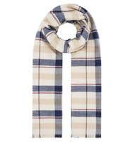 Accessorize Hoxton check scarf Multi Coloured